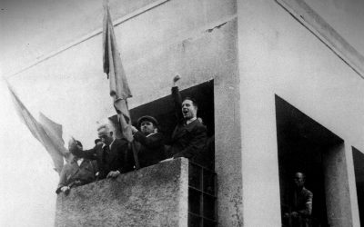 25 APRILE 1945 – I GIORNI DELLA LIBERAZIONE A BOLLATE