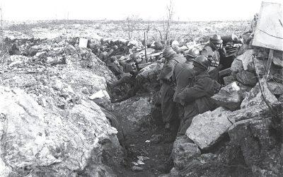 LA TRINCEA DEI 153 – Bollate e la grande Guerra